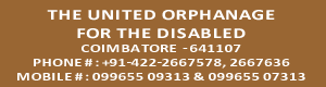 UnitedOrphanage for the Disabled
